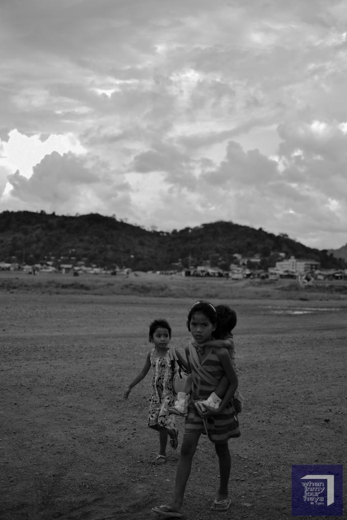 Locals Coron Palawan