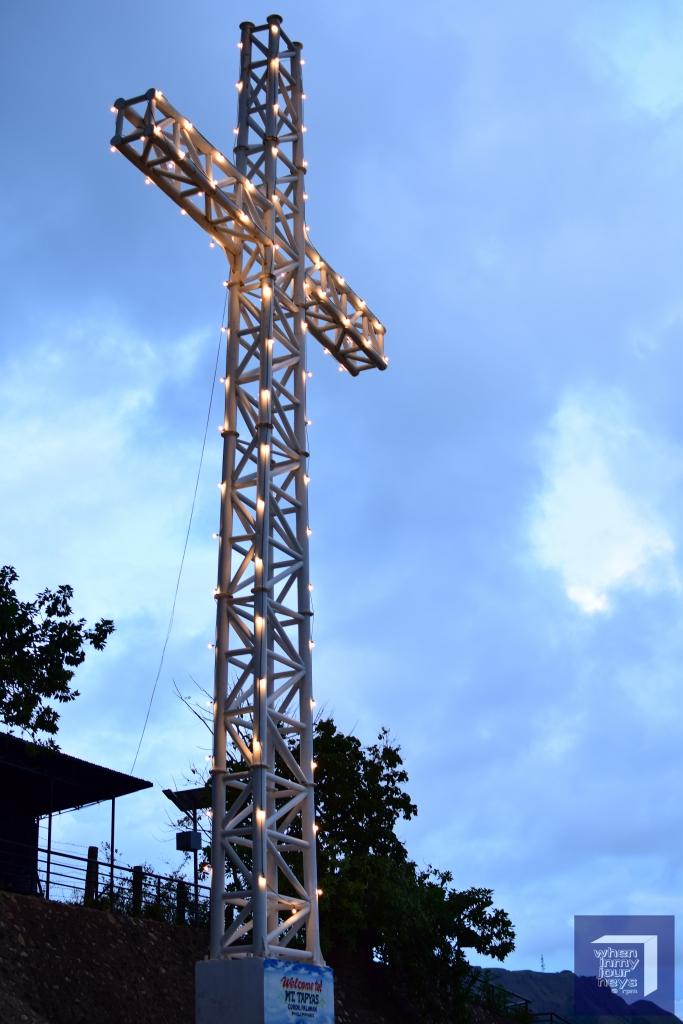 Mt Tapyas Cross Coron Palawan