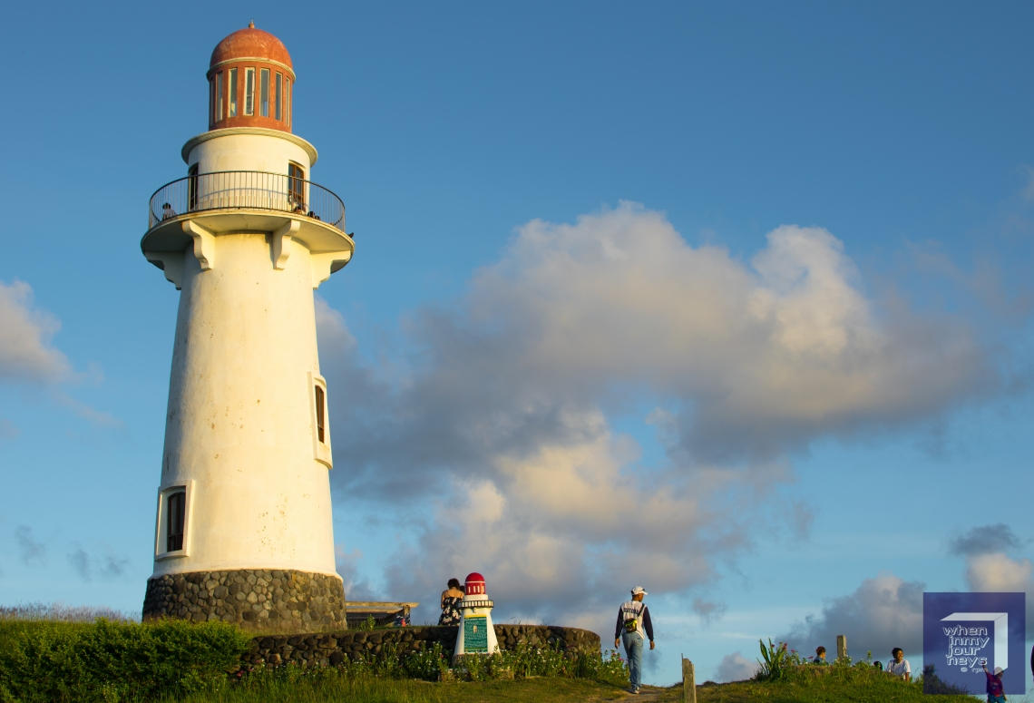 Basco Lighthouse Sunset Batanes