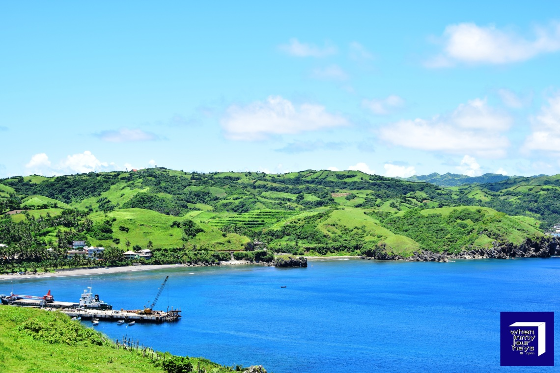 Basco Port from Naidi Hills Batanes
