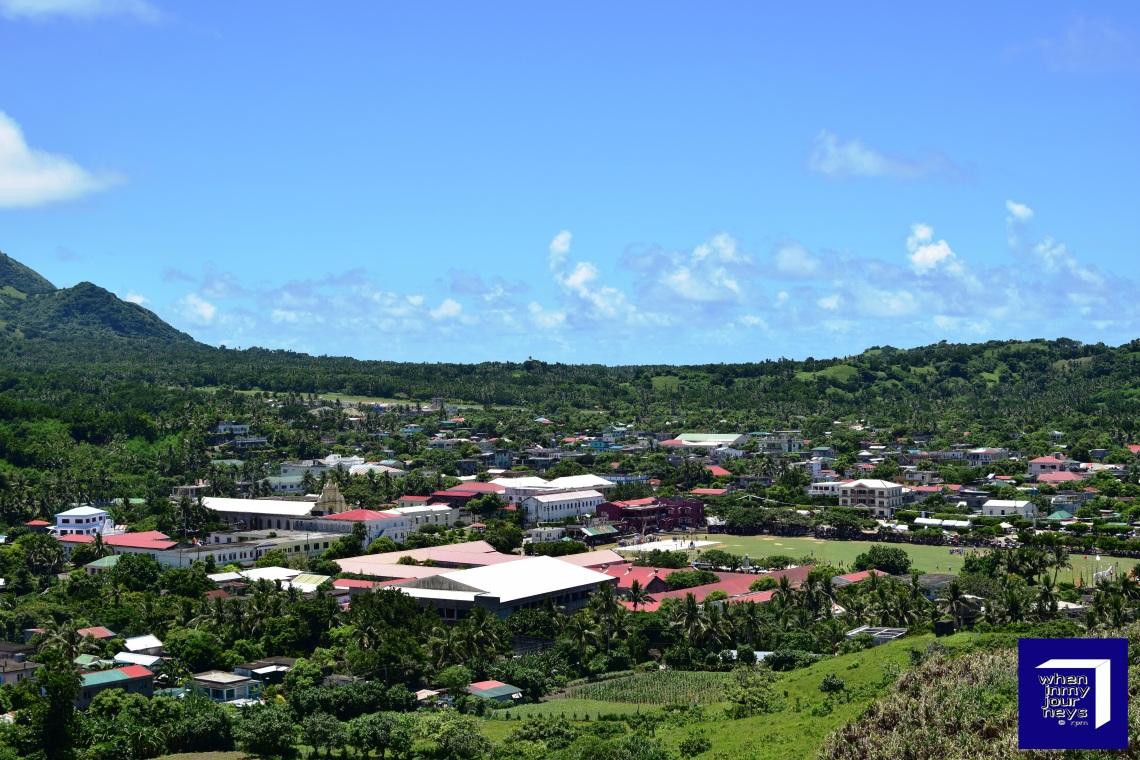 Basco Town Batanes