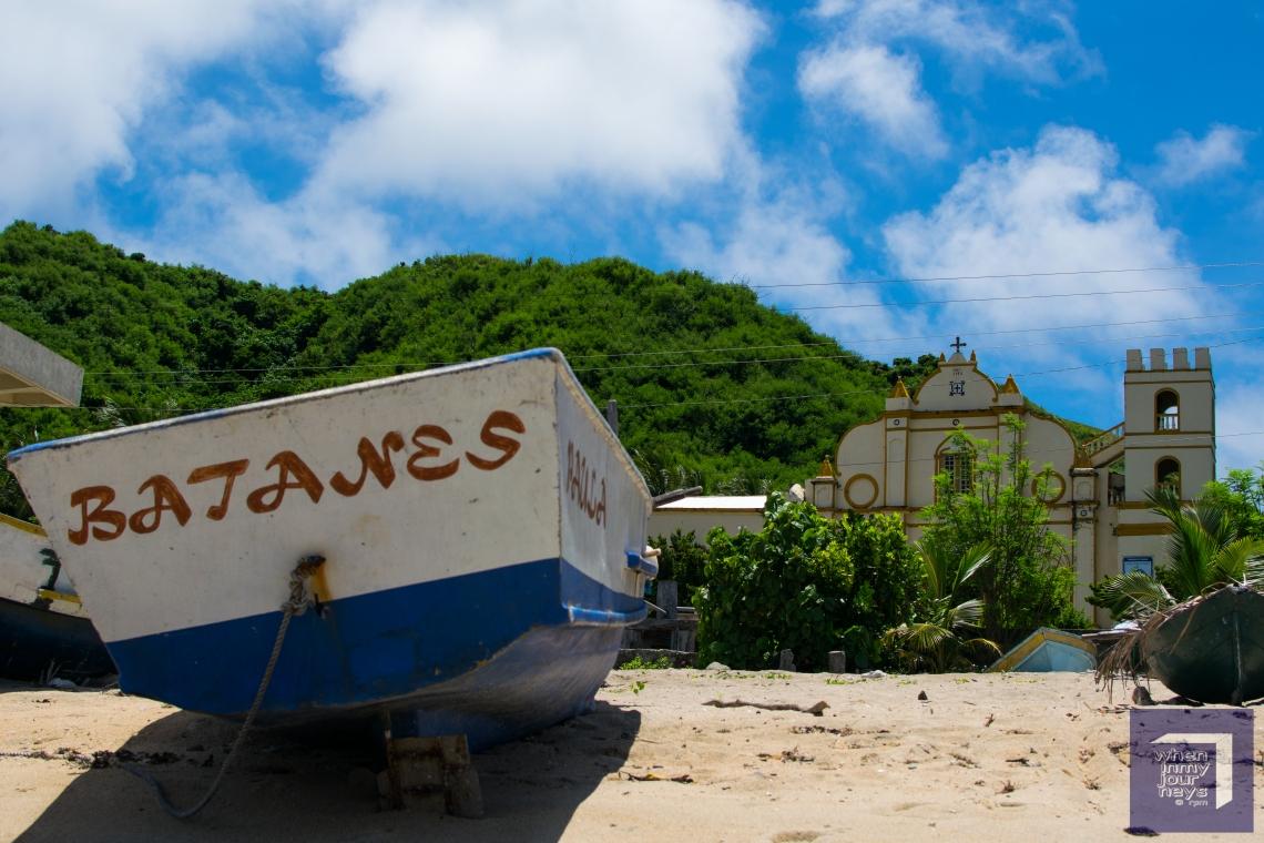 San Jose de Ivana Church from Ivana Port Batanes