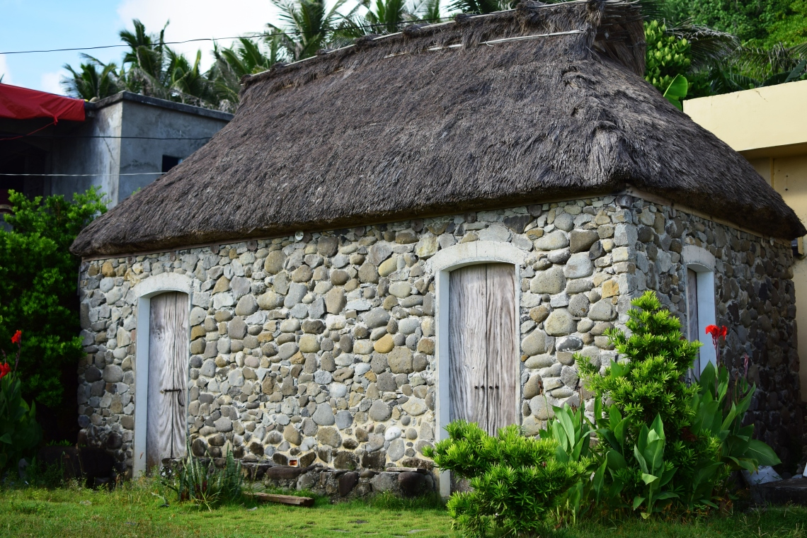 Traditional Stone house in Batanes