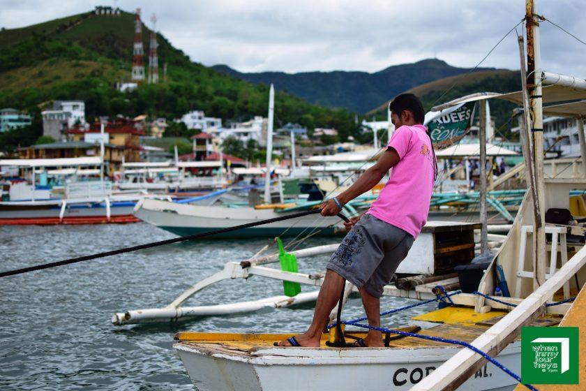 Boatman Coron