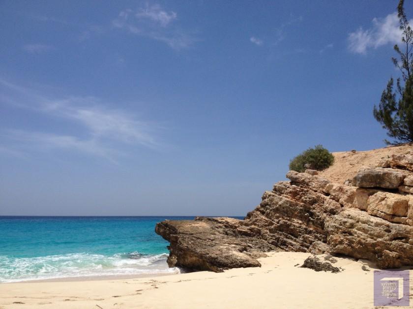 Mullet Bay Cliff