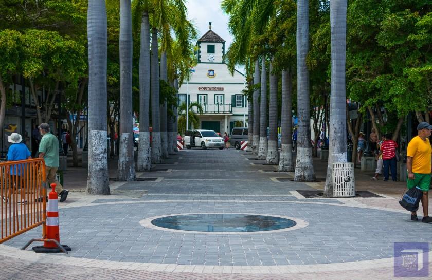 St Maarten Court House