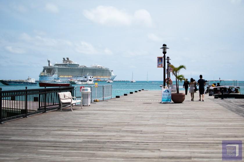 St Maarten Boardwalk Wharf