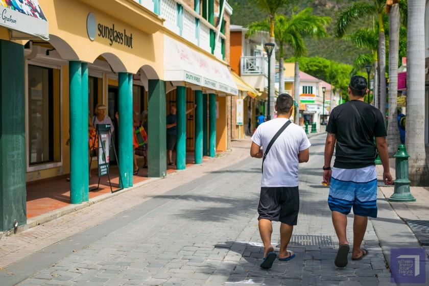 St Maarten Front Street