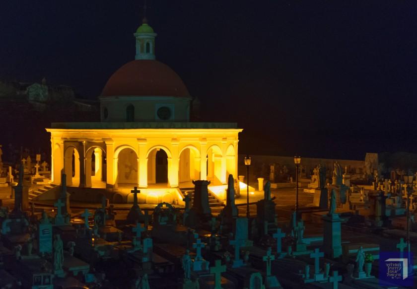Santa Maria Magdalena de Pazzis Cemetery
