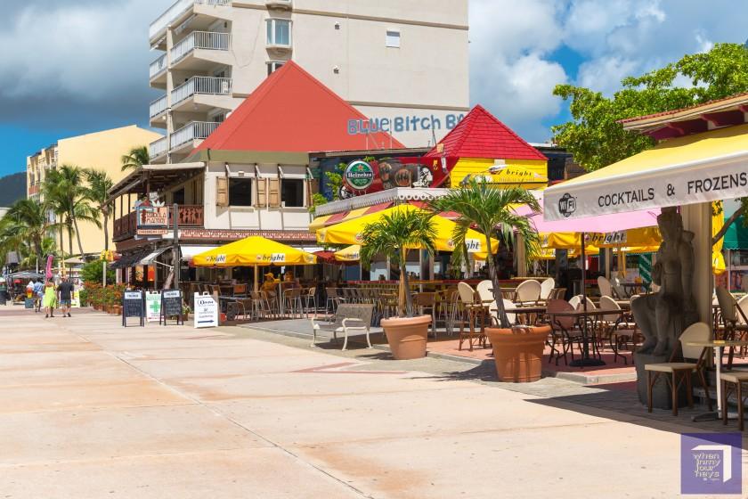 Boardwalk St. Maarten