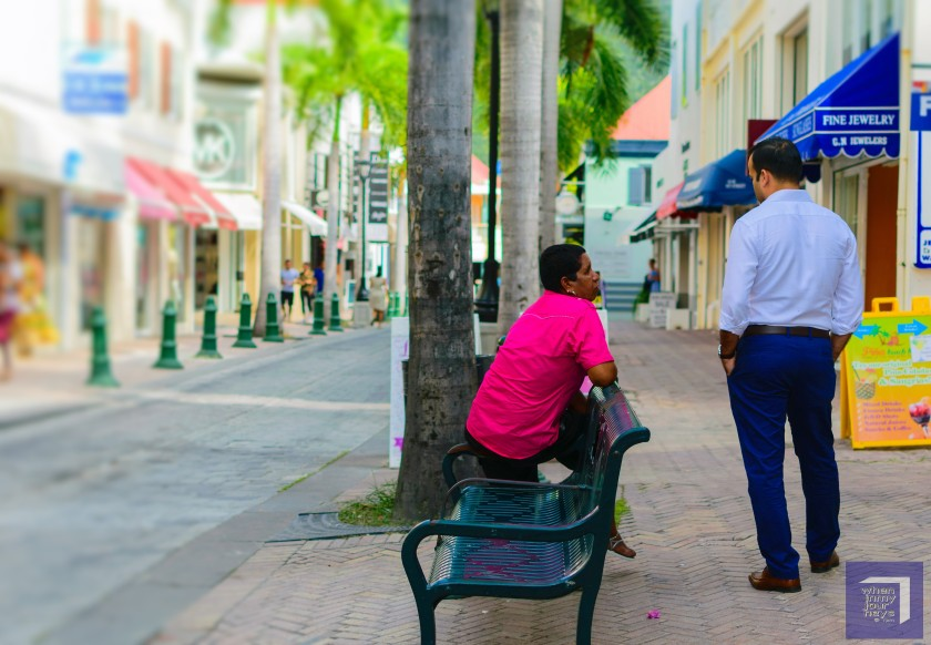 Front Street St. Maarten